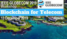 Blockchain for Telecommunications Workshop