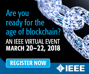 IEEE Virtual Event: Introduction to Blockchain Technology