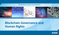 Blockchain Governance and Human Rights