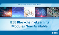 IEEE Blockchain eLearning Modules