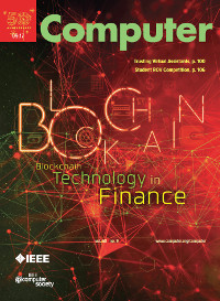 Computer, September 2017 - Blockchain Technology in Finance