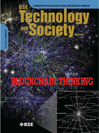 IEEE Technology and Society Magazine, December 2015 - Blockchain Thinking