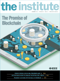 The Institute, December 2018 - The Promise of Blockchain